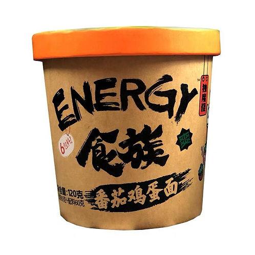食族人番茄鸡蛋面 Energy Tomato Egg Noodle