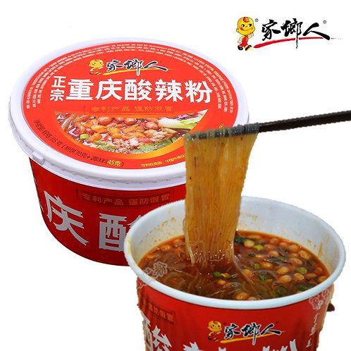 家乡人重庆酸辣粉 JiaXiangRen ChongQing Hot & Sour Noodle ( 115g )