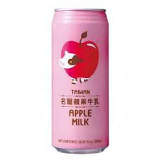 名屋苹果牛乳 Taiwan Apple Milk (500ml)
