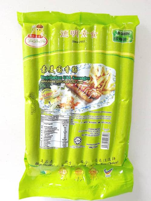 USA Chicken Sausages TB Vegetarian ( 500 g) - Pack