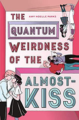 the quantum weirdness of the almost kiss