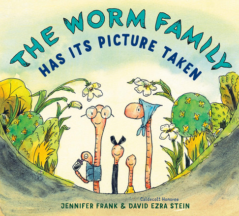 worm family has its picture taken.jpg