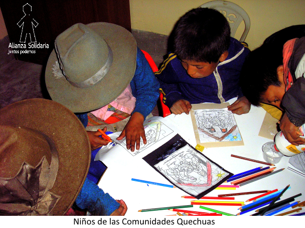 niños quechuas