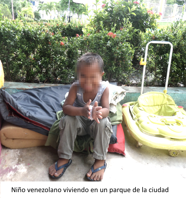 refudiado venezolano