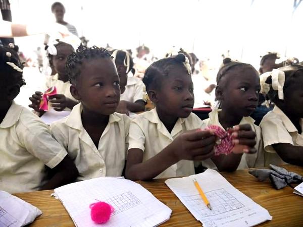 orfanato haiti