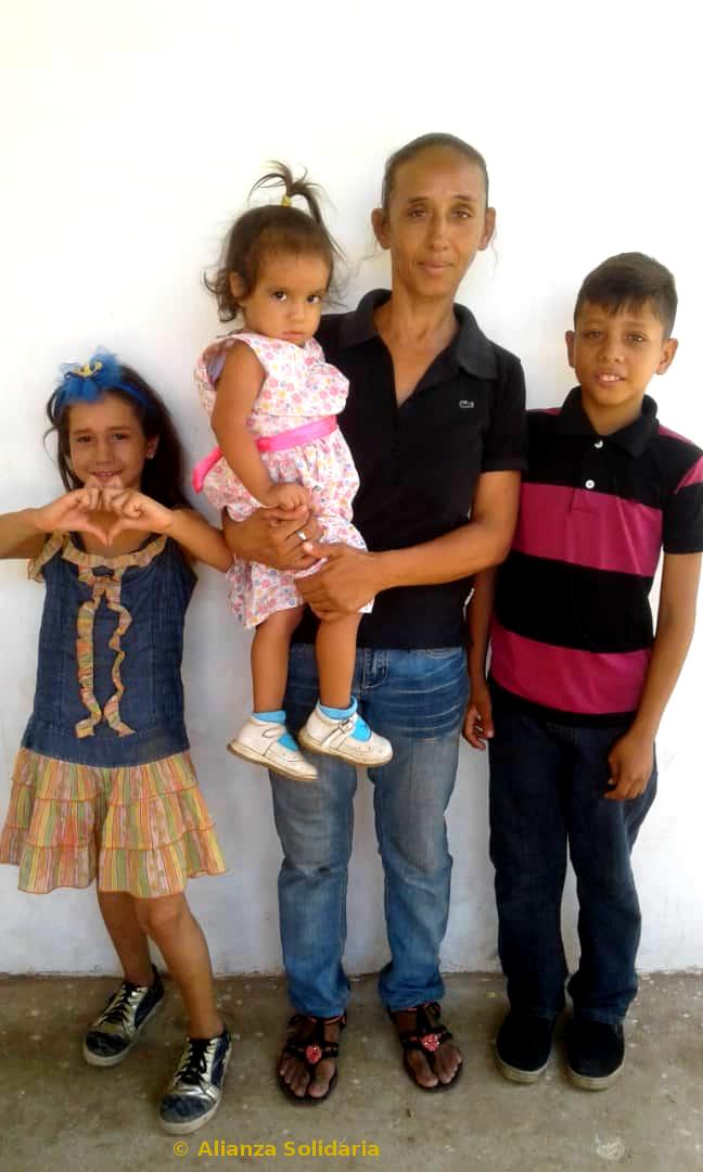 familia de josé