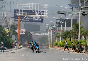 Haití, ¿a punto de una guerra civil?