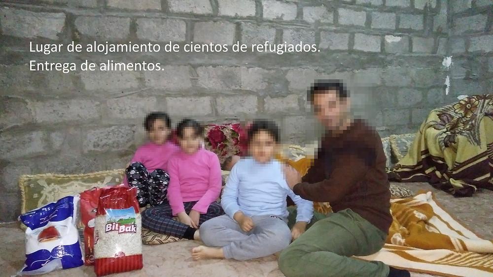 refugiados-as