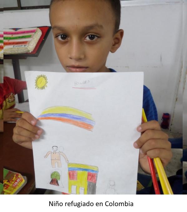 refugiado venezolano