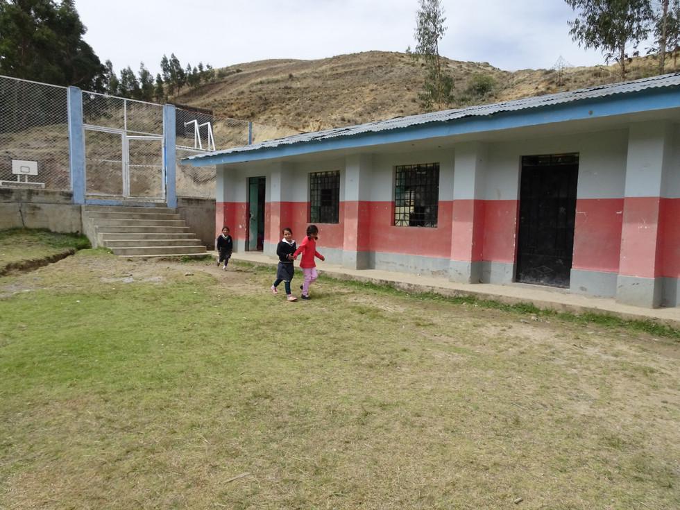 Construcción de colegios