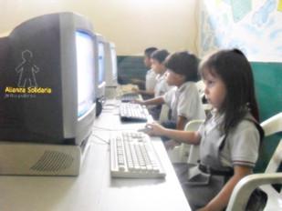 Llegan nuevas tecnologías al colegio