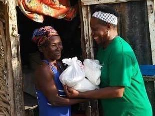 Haití en la madrugada del 4 de octubre