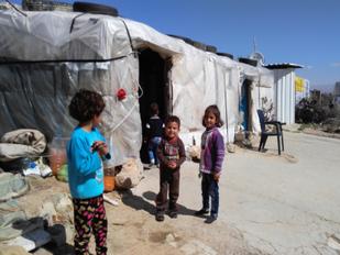 Guerra en Siria, efectos devastadores en los niños