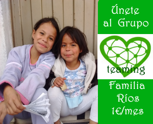 Grupo teaming Alianza Solidaria