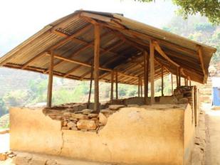 Proyecto de educación y protección en el distrito de Nuwakot, Nepal