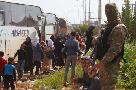 Nos unimos al acto de oración por los Refugiados