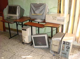 PC's  para colegios