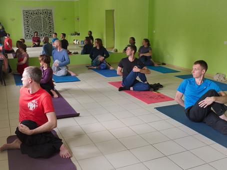 Семинар по йоге Натхов во Владимире 2018