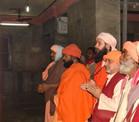 в Горакхпуре, на арати с Йоги Митхилешнатхом