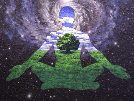 Осознавание в йоге