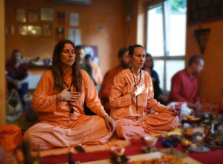 Про медитацию на Атман