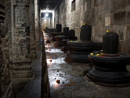 Йога-семинар в Южной Индии, 2018 г. Паломничество по храмам пяти элементов.