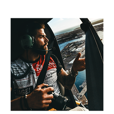 Julio Carvajal fotógrafo del calendario