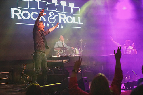 Ticket to Rock & Roll Pianos