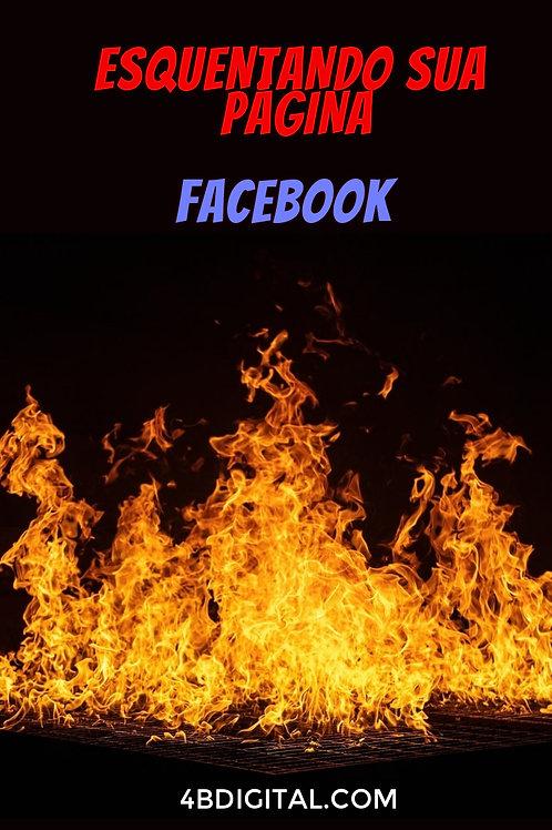 Esquentando sua página no facebook