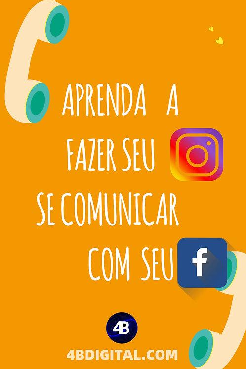 Como vincular sua conta do Instagram a sua página do Facebook