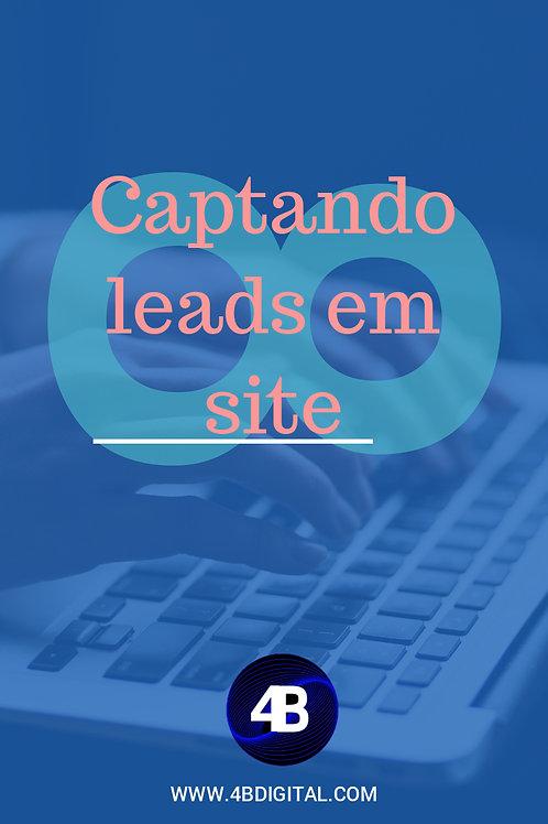 Dicas para captar Leads em seu site
