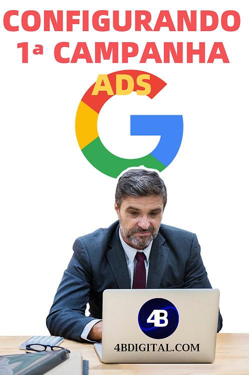 Criando 1ª campanha no Google Ads