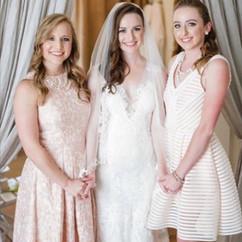 sisters sisters #outdoorwedding #destina