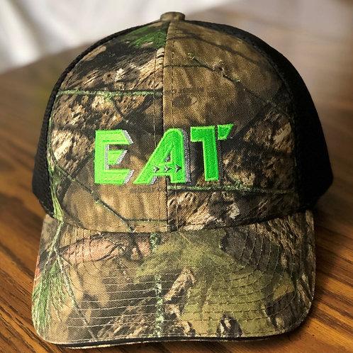 EAT Camo Hat