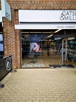 Shop Window Digital Signage