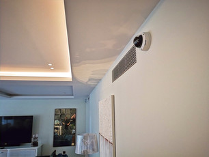 CCTV Alarm System and Access Control Installation