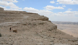 The Ramon Crater - 7