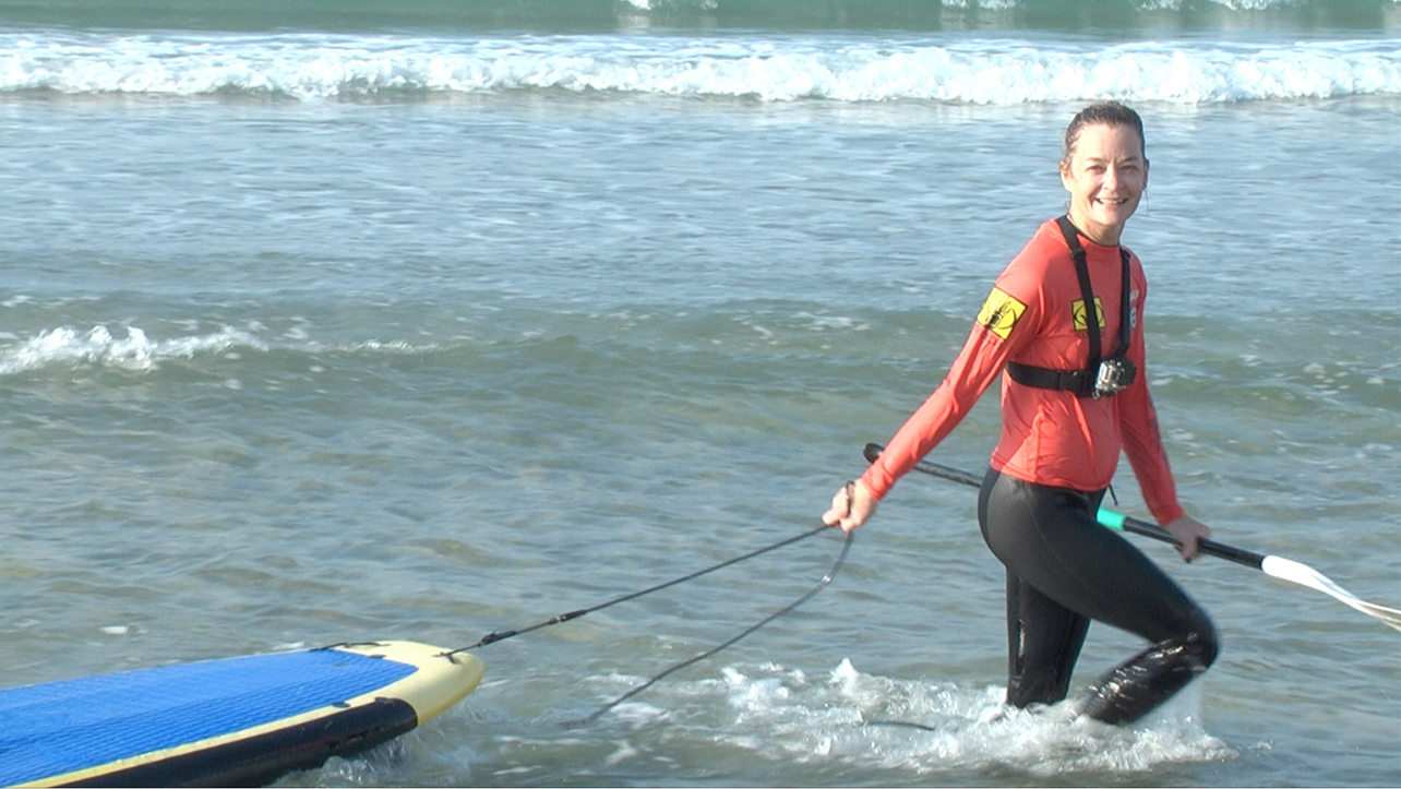 Let's go suping - 4