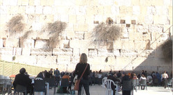 Old City, Western wall - 4