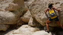 Wadi David Hike