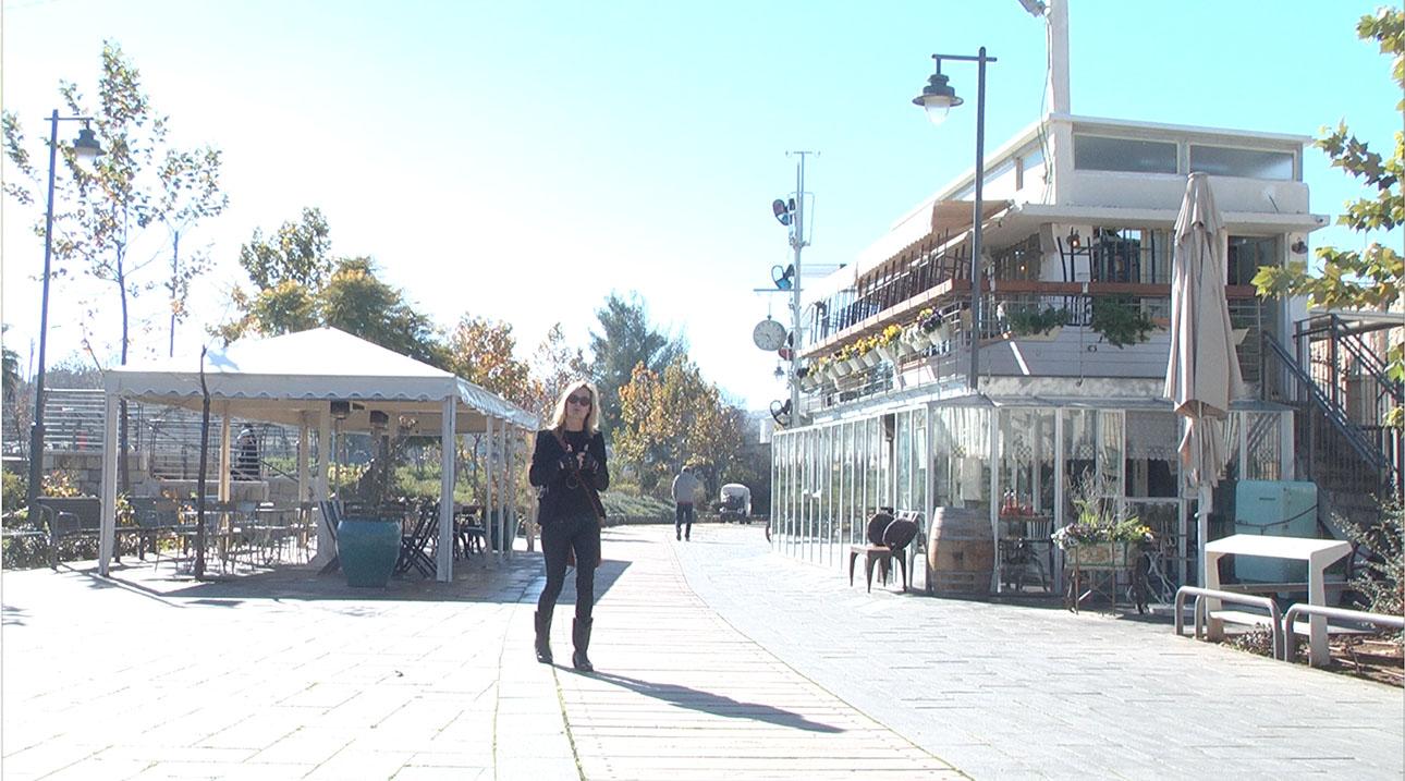 Jerusalem First Station - 2