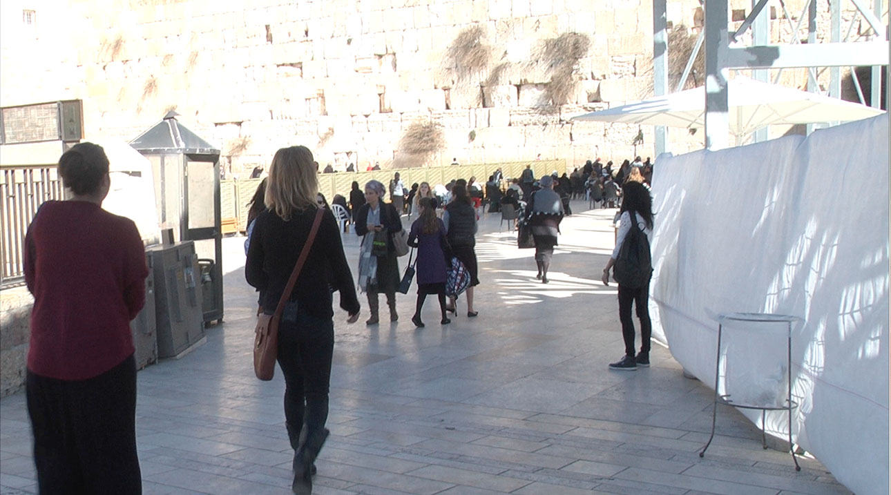 Old City, Western wall - 6