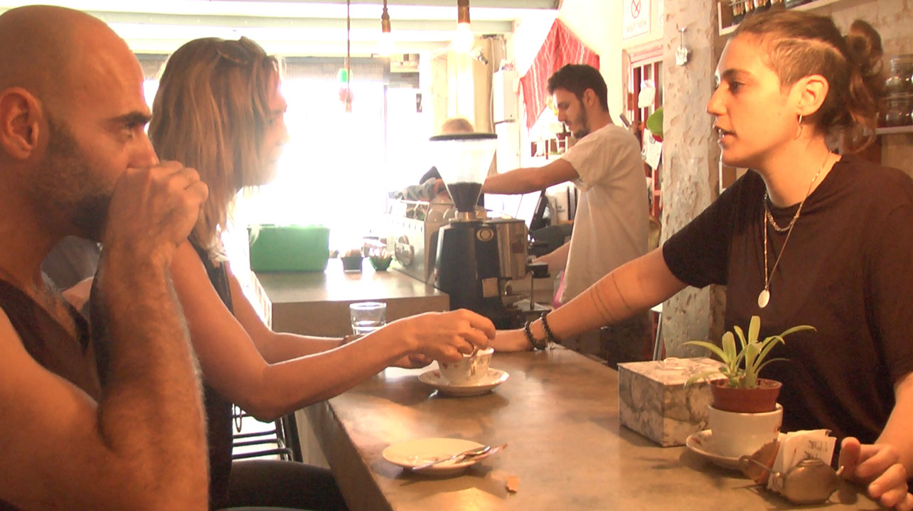 Toni ve Ester Cafe
