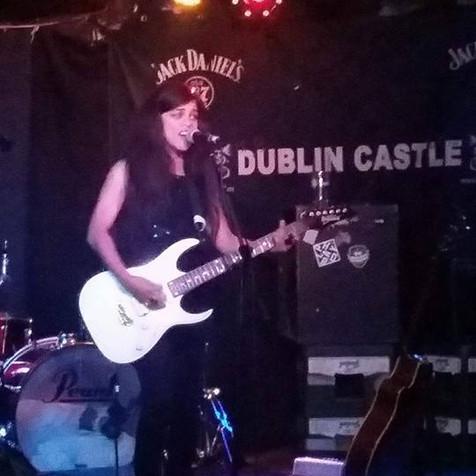 Volenté live at Dublin Castle