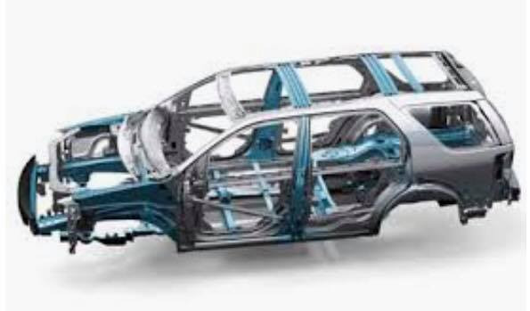 A car's frame is one of the most important safety features protecting the driver and passengers in an accident.