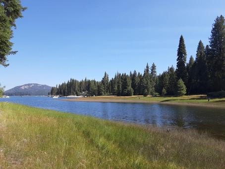 Shaver Lake Primitive Pack Hike June 26 & 27