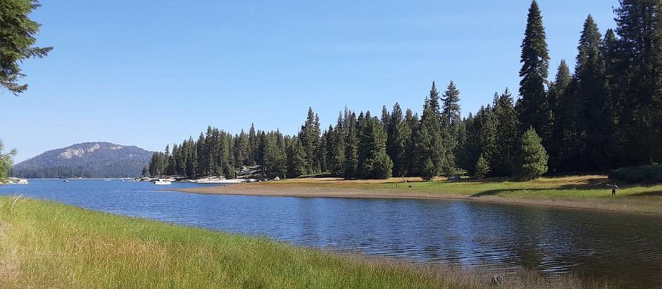 Shaver Lake Primitive Pack Hike June 26 & 27