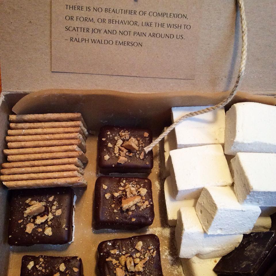 box of smores