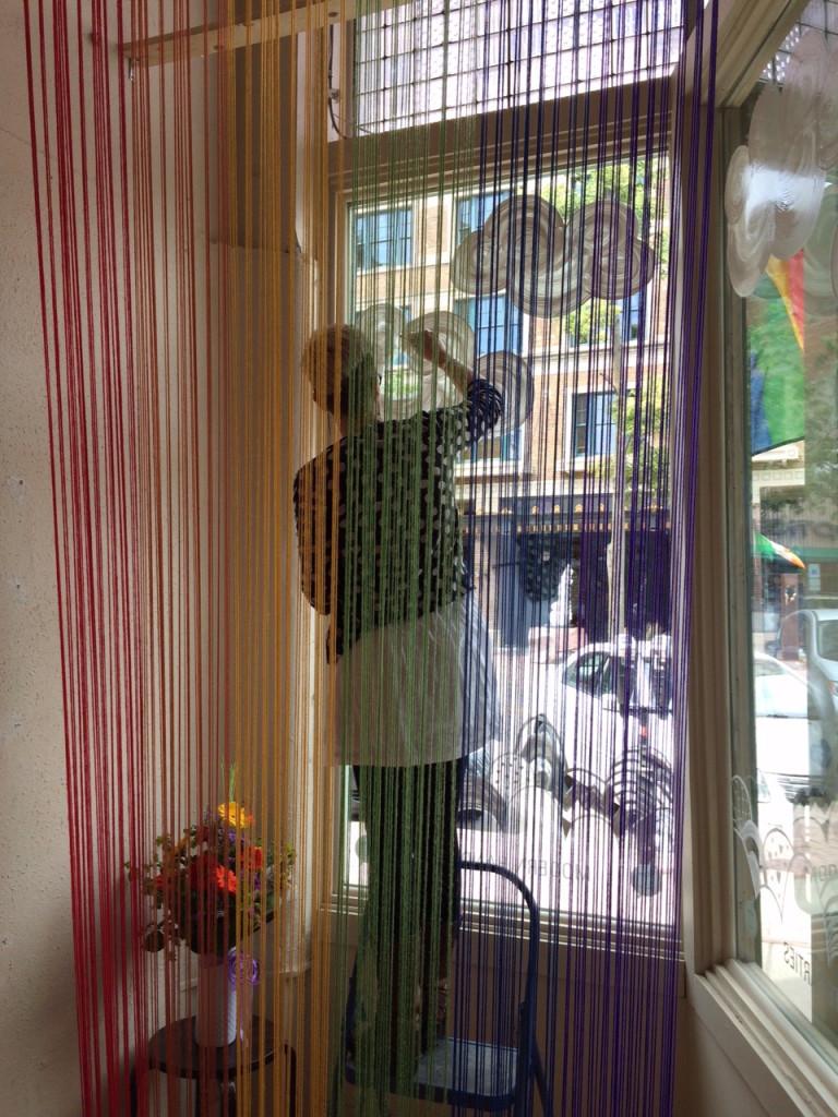 ashley string art window fixed