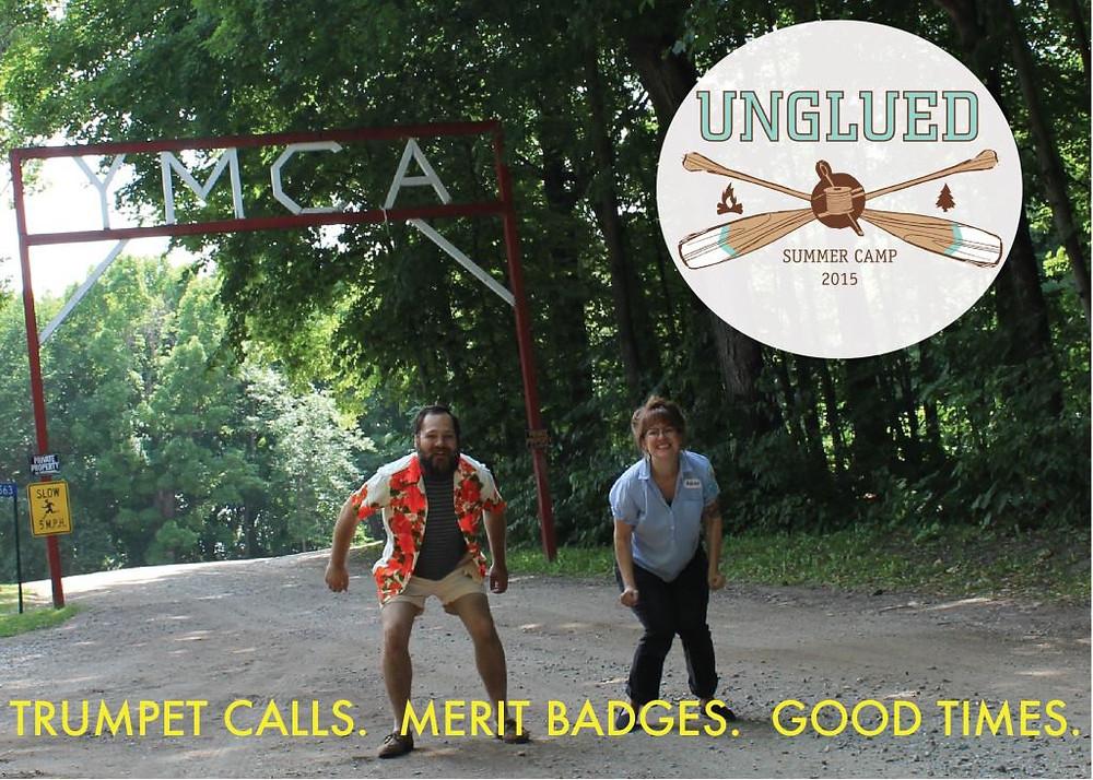 unglued summer camp promo